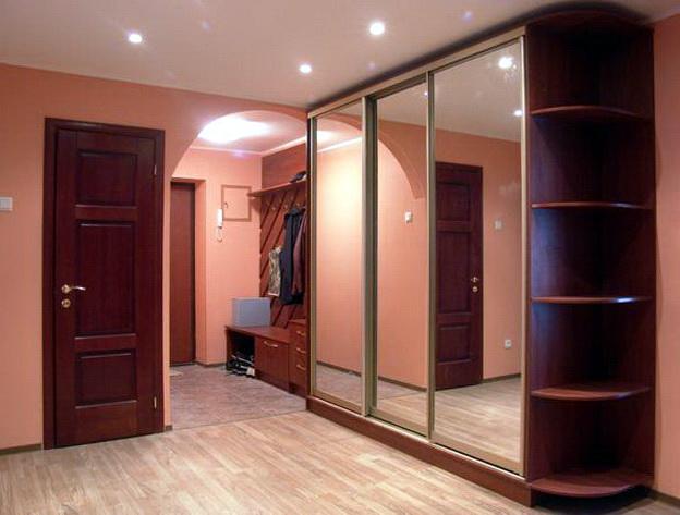 Как сделать освещение в прихожей и коридоре